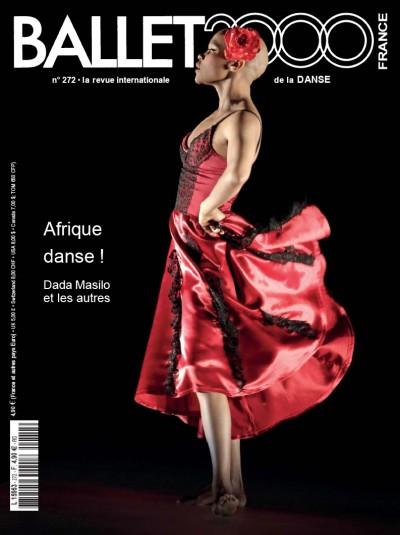 Couverture de Afrique danse !