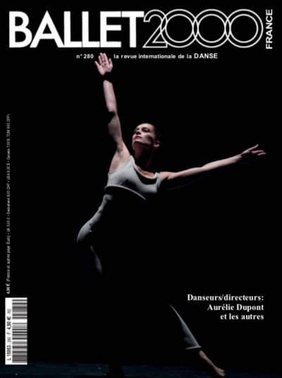 Couverture de Danseurs/directeurs : Aurélie Dupont