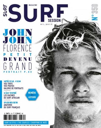 John John Florence, petit devenu grand, 350 -  2017 «Surf Session» |