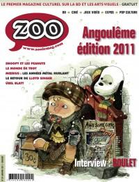 Angoulême édition 2011