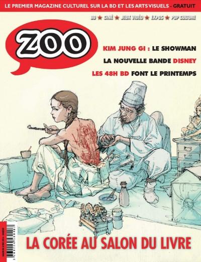 Le showman du dessin | Boris Jeanne