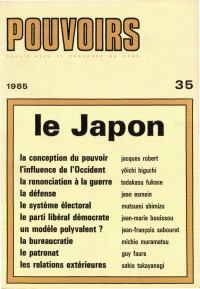 Profil de l'année politique (septembre 1984-août 1985) | Jean-Luc Parodi