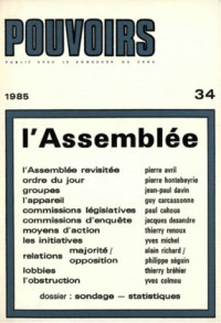 Jacques Chirac devant l'opinion | Jean-Luc Parodi