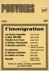 La deuxième génération | Rémy Leveau