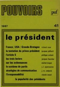 Jacques Chirac à l'épreuve du pouvoir | Philippe Habert