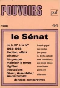 La France de la cohabitation : Profil de l'année politique (1986-1987) | Jean-Luc Parodi