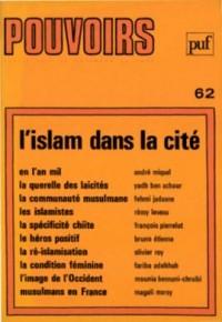 Islam et laïcité - Propos sur la recomposition d'un système de normativité   Yadh Ben Achour