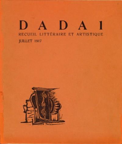 Jaquette DADA 1