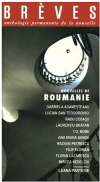 Jaquette Nouvelles de Roumanie