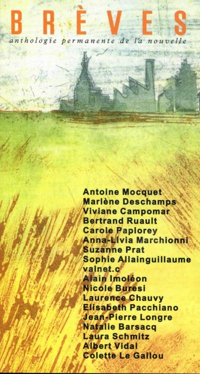 Couverture de Antoine Mocquet