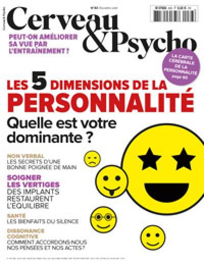 Les 5 dimensions de la personnalité