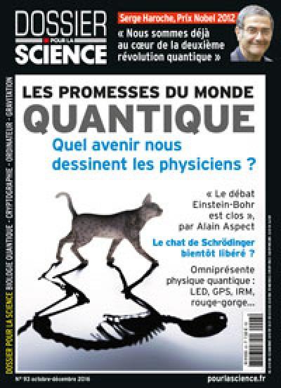 Les promesses du monde quantique