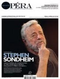 Stephen Sondheim, 82 -  2013 «Opéra Magazine»  