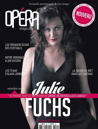 Julie Fuchs | Michel Parouty