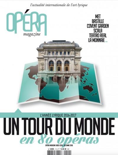 Un tour du monde en 80 opéras