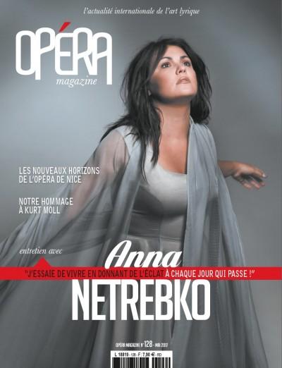 Anna Netrebko | Mehdi Mahdavi