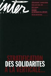 Stratification des solidarités à la verticale