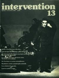 Intervention N°13