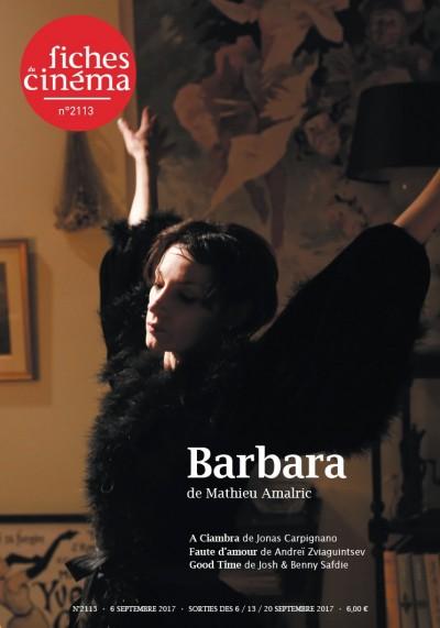 Barbara, 2113 -  2017 «Les Fiches du Cinéma» |