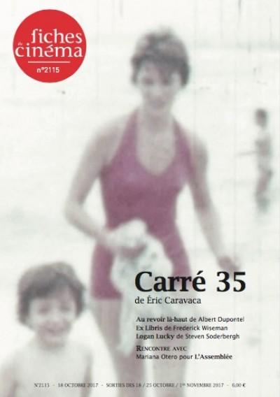 Couverture de Carré 35