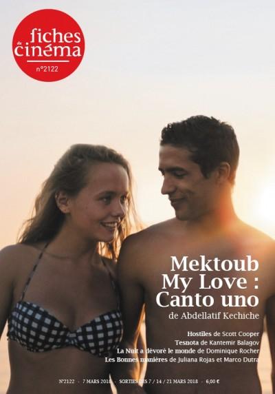 Couverture de Mektoub My Love