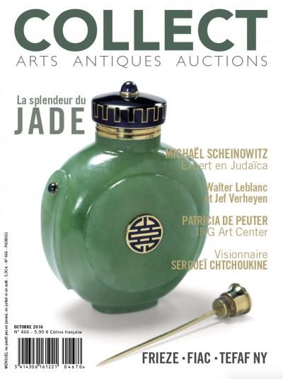 La splendeur du jade