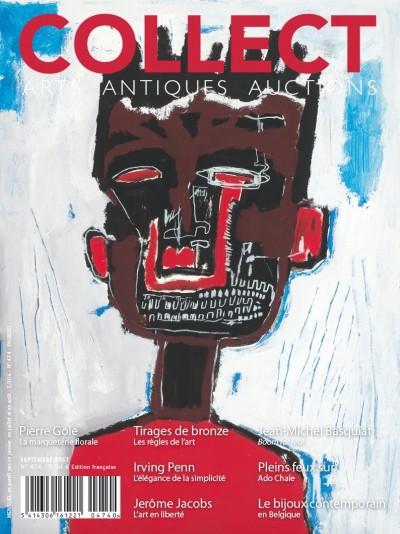 Jaquette Jean-Michel Basquiat