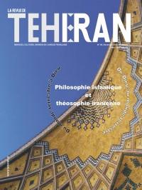Philosophie islamique et théosophie iranienne