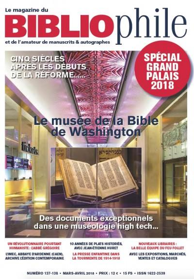Le musée de la Bible de Washington