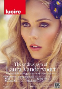 The enthusiasm of Laura Vandervoort