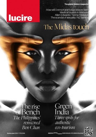 Couverture de The Midas touch