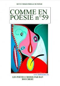 Les poètes choisis par Dan Bouchery