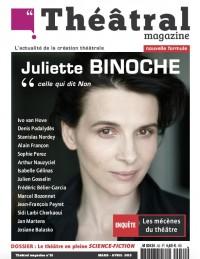 Jaquette Juliette Binoche