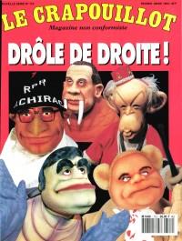 Chirac, le caméléon péremptoire | Jean Bourdier