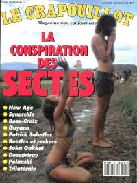 La conspiration des sectes