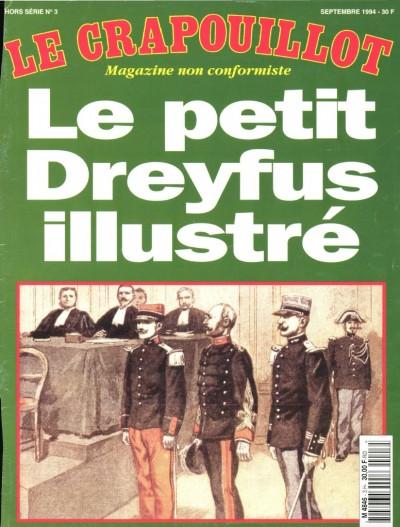 Le petit Dreyfus illustré