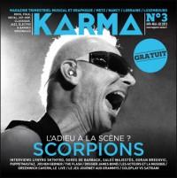 Jaquette Scorpions, l'adieu à la scène ?