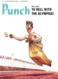 The hell with the Olympics !