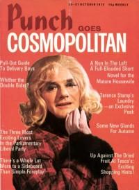 Punch goes Cosmopolitan