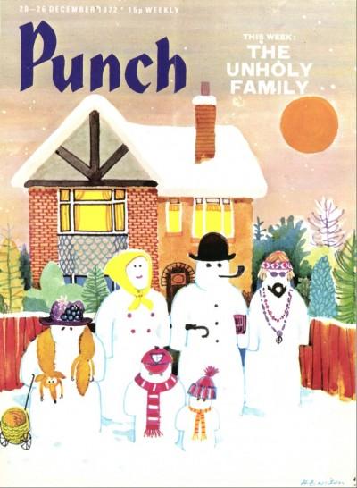 The unholy family