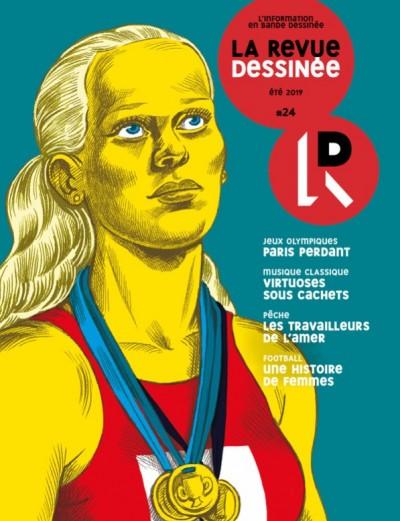 Couverture de Jeux Olympiques : Paris perdant