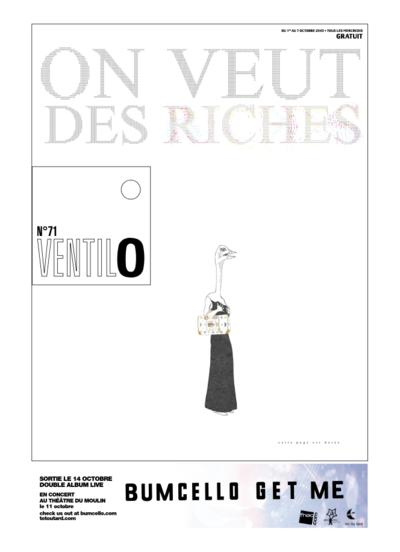 On veut des riches