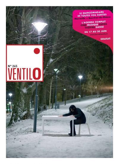 Numéro 245, 245 -  2009 «Ventilo» |