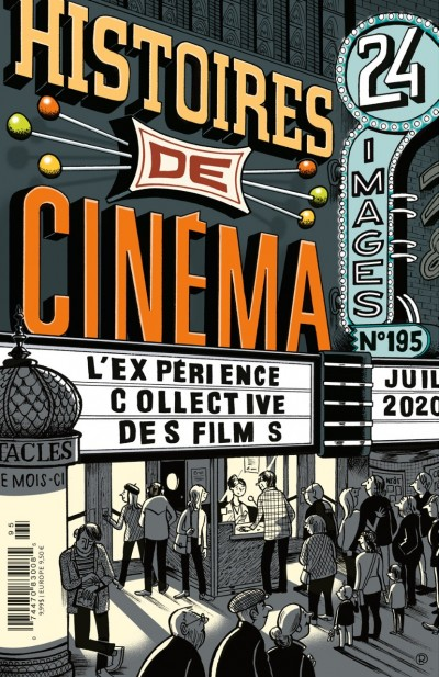 Jaquette Histoires de cinéma