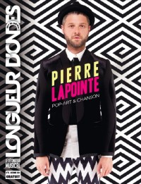 Couverture de Pierre Lapointe