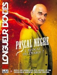Couverture de Pascal Nègre