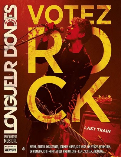 Couverture de Last Train