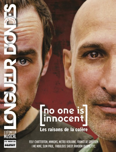 Couverture de No one is innocent