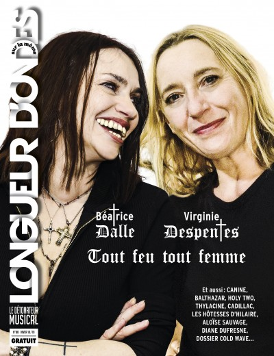 Couverture de Béatrice Dalle, Virginie Despentes