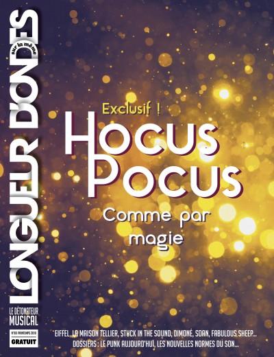 Couverture de Hocus Pocus